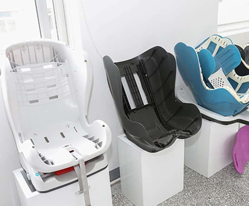 儿童安全座椅模具